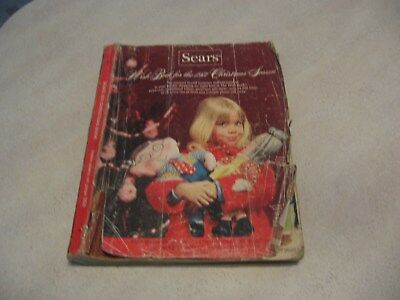 Rough++1971 Sears Christmas -Wish Catalog--Rough
