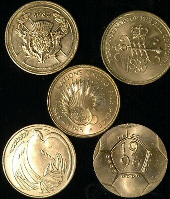 Two Pound £2 1986 - 1996 EF-UNC Choose your Date