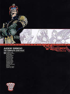 Judge Dredd: Complete Case Files v. 1, etc.,Wagner, John, Very Good Book