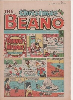 The Beano Comic 1985 Year  Job Lot    Full 52 Comics From Each Week Of 1985
