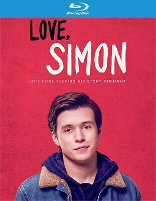 Love, Simon (Blu-ray Disc ONLY, 2018)