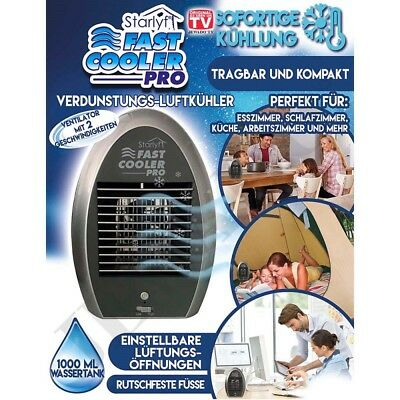 Starlyf Fast Cooler pro - Mobile Air Conditioner for Summer - from Tv - B-Ware