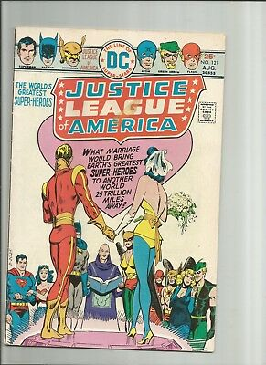Justice League of America #121 Great Read!! Solid VG Condition!!