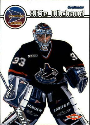 1999-00 (CANUCKS) PACIFIC Prism Ice Prospects  10 Peter Schaefer ... 65f890593