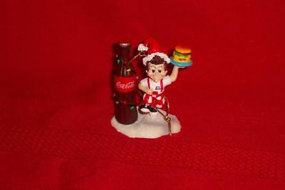 2002 Coca-Cola Big Boy Christmas Ornament~New