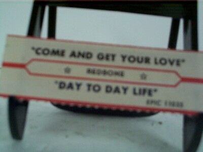 "Redbone ""come And Get Your Love"" Jukebox Strip"
