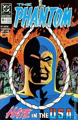 Phantom (DC 2nd Series) #4 1989 VF Stock Image