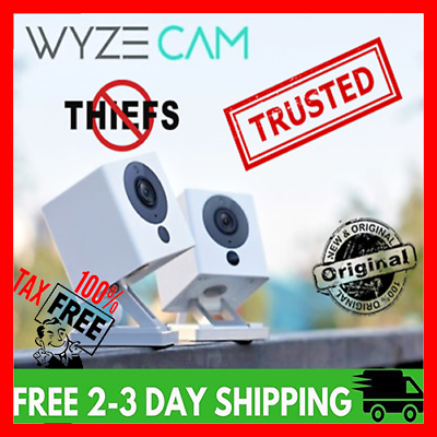 Wyze Cam v2 1080p HD Indoor Wireless Smart Home Camera Night Vision WiFi Outdoor