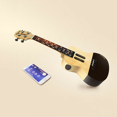23'' original Xiaomi Populele SMART Ukulele APP LED Bluetooth USB CHRISTNAS Gift