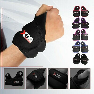 XN8 Wrist Straps Weights Adjust Leg Hand Ankle Running Training Fitness Gym Yoga