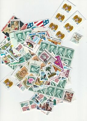 B553 USA face postage $62.50 not forever but enough for 125 letters