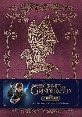 Fantastic Beasts: The Crimes of Grindelwald: Magical Creatures ... 9781683833062