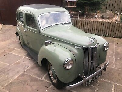 Ford Prefect 1949, Original Paint,never Welded, No Rust, A Very Rare Find