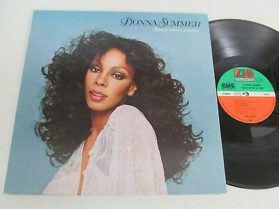 DONNA SUMMER/ONCE UPON A TIME 2xLP GERMANY ATLANTIC ATL 60 172 FOC