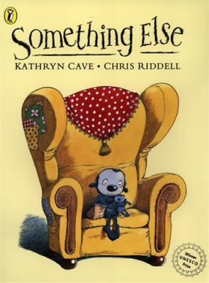 Something Else (Picture Puffin), Kathryn Cave, Used; Good Book