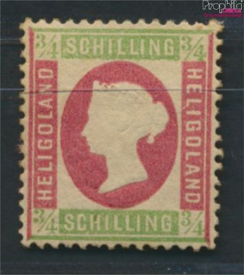 Helgoland 9 tested with hinge 1873 Queen Victoria (9253342