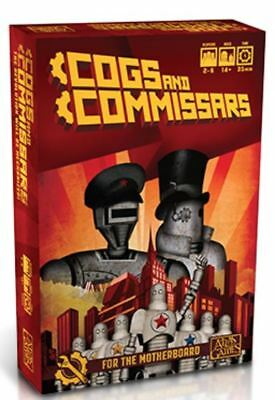 Cogs and Commissars - Strategy Card Game