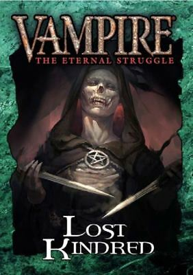 Vampire The Eternal Struggle Card Game - Lost Kindred Expansion
