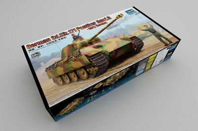 TRUMPETER® 00928 WWII German Sd.Kfz.171 Panther G in 1:16