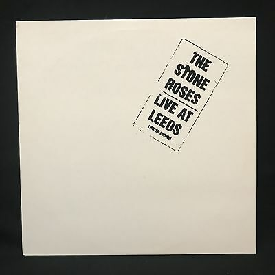 The Stone Roses - Live At Leeds LP 2006 Ltd Ed Alt Indie Rock Ultrasonic Cleaned