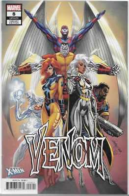 Venom # 8 J Scott Campbell Variant Cover Edition !!!  Nm