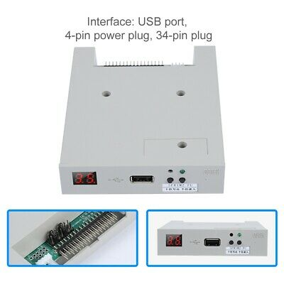 """3.5"""" 1.44MB USB SSD Floppy Drive Simulation Emulator for Industrial Equipment DH"""