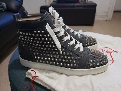 huge discount ae219 f359a LOUBOUTIN MEN SPIKE sneakers