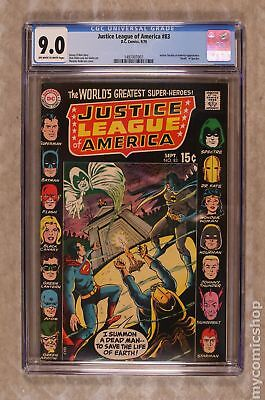 Justice League of America (1st Series) #83 1970 CGC 9.0 1497307007