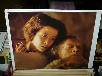 BRAVEHEART, orig 1995 glossy LC [Sophie Marceau whispers in the king's ear]