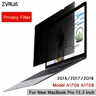 For 2016/2017/2018 New MacBook Pro 13.3 inch Touch Bar Model A1706 A1708, Pri...