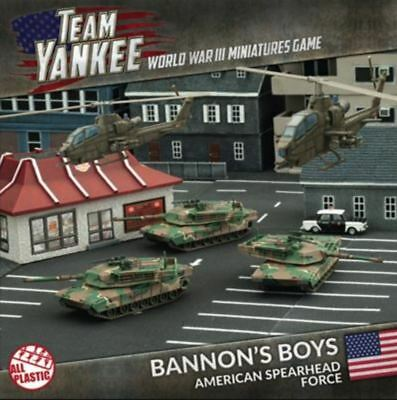 Flames of War - Team Yankee WWIII - Bannons Boys Plastic Army Deal