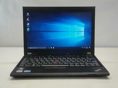 Lenovo ThinkPad X220 Core i5 2.5Ghz 8Gb Ram 1Tb Laptop One Year Warranty