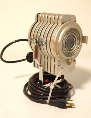 MINISPOT 7800 photogenic machine FOCUSING STUDIO LIGHT includes lens bulb WORKS