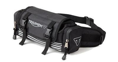 Genuine Triumph Motorcycles T18 Waistpack Luggage Bag Waist Bag Mlus18326