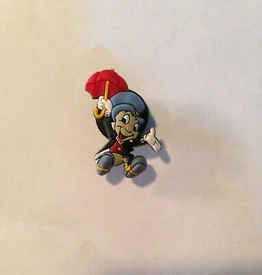 Jiminy Cricket Jibbitz Jiminy Cricket Shoe Charm Fits Crocs Cricket Clog Charm
