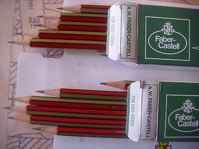 A.W.FABER Castell Bleistifte   Germany 2000     2