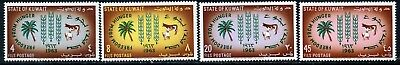 Kuwait 1963 Freedom from Hunger MNH