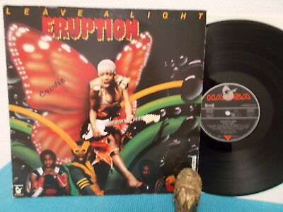 black music/disco/soul > ERUPTION leave a light > D 1978