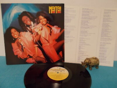 black music/disco/soul > MAI TAI body and soul > NL 1985 OIS NEAR MINT