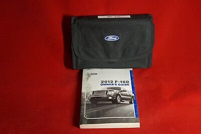 2012 Ford F-150 Owner's Manual