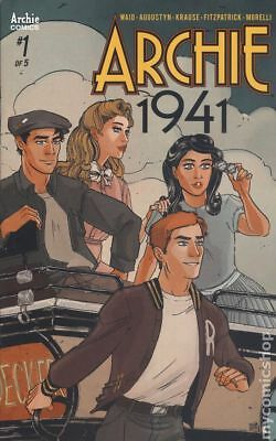 Archie 1941 (Archie) 1B 2018 Anwar Variant NM Stock Image