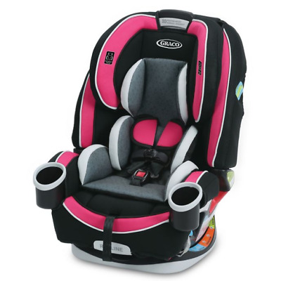 Graco Baby 4Ever All-in-1 Convertible Car Seat Infant Child Booster NEW