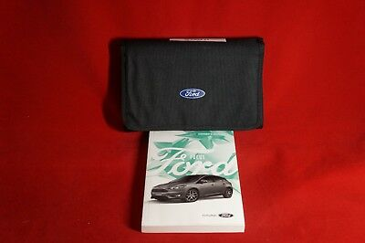 2017 Ford Focus Owner's Manual