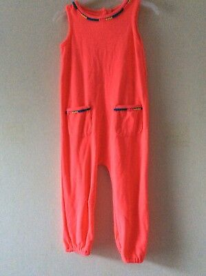 M&S Girls Jumpsuit Playsuit OnePiece Age 2-3 Yrs  NEW!