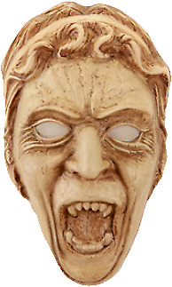 Cosplay--Doctor Who - Weeping Angel Vacuform Mask