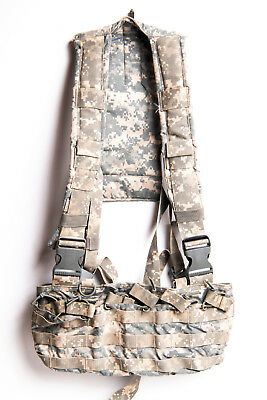 Eagle Industries - 556 Molle Chest Rig - ACU - CR-556/6-MS-5SUCA