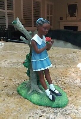 "Brenda Joysmith OUR SONG ""ROSES and SUNSHINE"" 1999. Figurine. Willitts Designs"