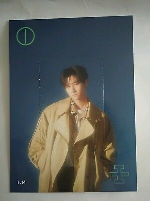 MONSTA X 6th Mini Album The Connect JEALOUSY Official PreOrder Special Photocard