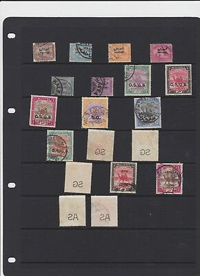 South Soudan used collection Cat £100+