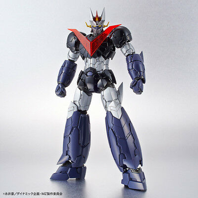 BANDAI HIGH GRADE HG 1/144 MAZINGER Z INFINITY GREAT MAZINGER MODEL KIT 18cm NEW